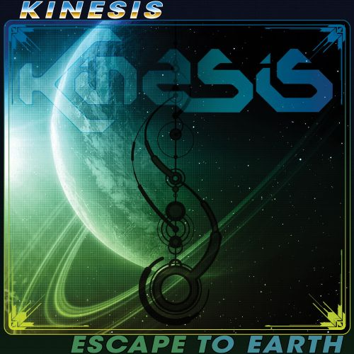 Kinesis - Escape To Earth EP