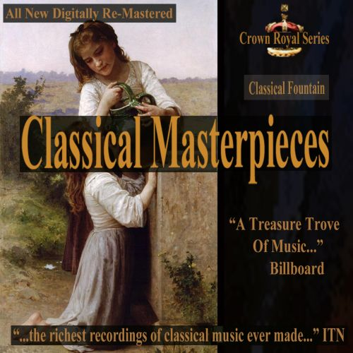Classical Masterpieces: Classical Fountain