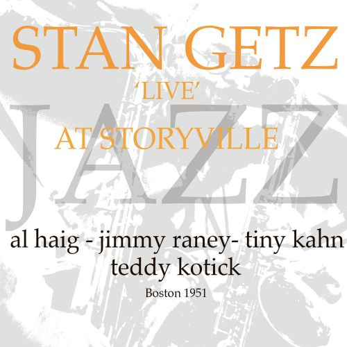 Live At Storyville