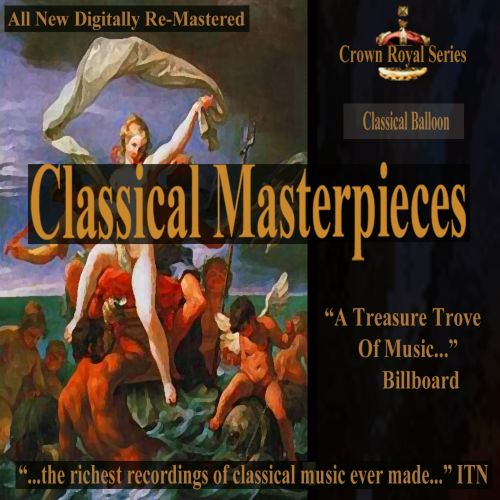 Classical Masterpieces: Classical Balloon