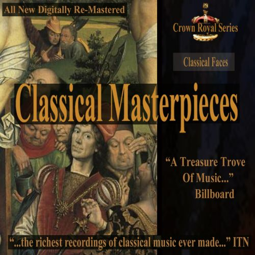Classical Masterpieces: Classical Faces