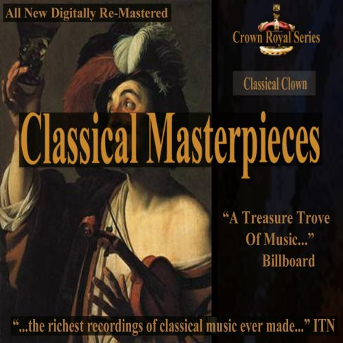 Classical Masterpieces: Classical Clown