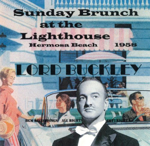 Sunday Brunch At the Lighthouse: Hermosa Beach 1958