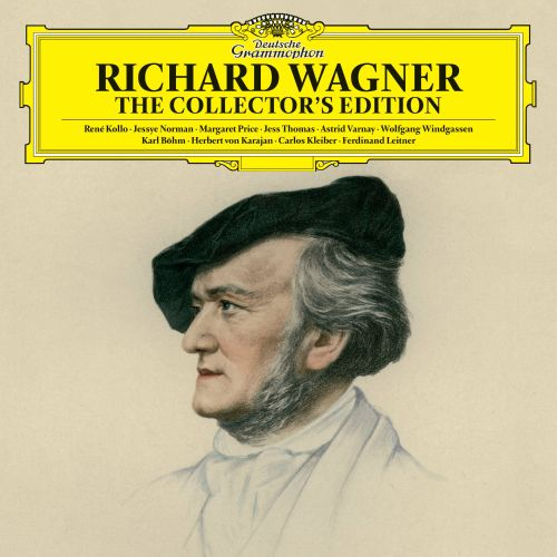 Wagner on Vinyl [Limited Edition]
