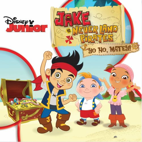 Jake and the Never Land Pirates: Yo Ho, Matey!