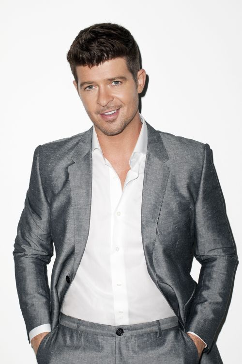 Image result for robin thicke