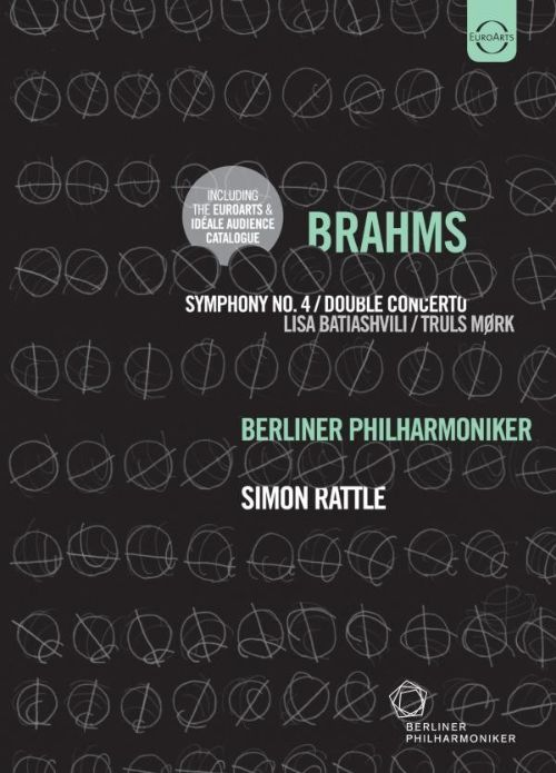 Brahms: Symphony No. 4; Double Concerto; Wagner: Prelude to Parsifal [Video]