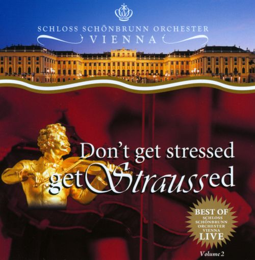Don't Get Stressed, Get Straussed, Vol. 2