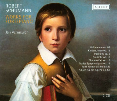 Schumann: Works for Fortepiano
