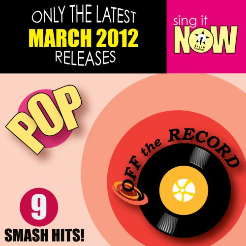 March 2012 Pop Smash Hits