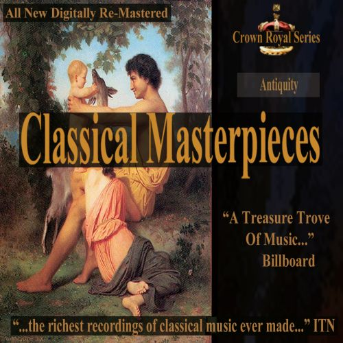 Classical Masterpieces: Antiquity