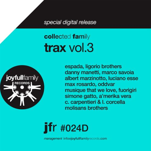 Collected Family Trax, Vol. 3