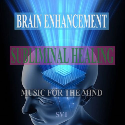 Stop Depression Relieve Stress Meditation: Subliminal Healing Brain Enhancement SV1