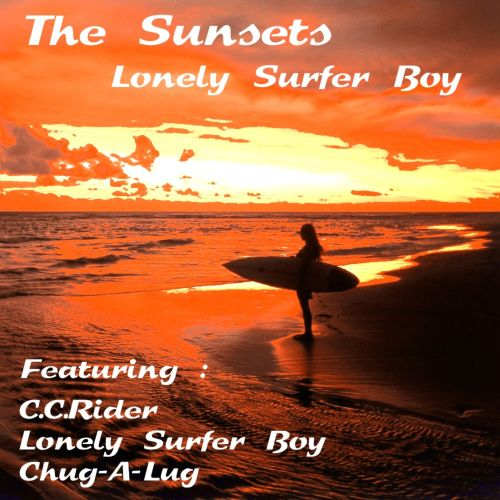 Lonely Surfer Boy