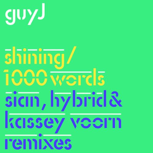 Shining/1000 Words Remixes
