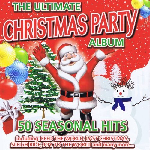 The  Ultimate Christmas Party Album