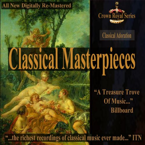 Classical Masterpieces: Classical Adoration