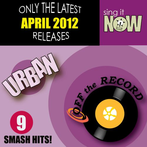 April 2012 Urban Smash Hits