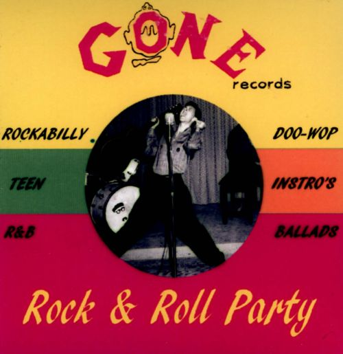 Gone Records: Rock and Roll Party