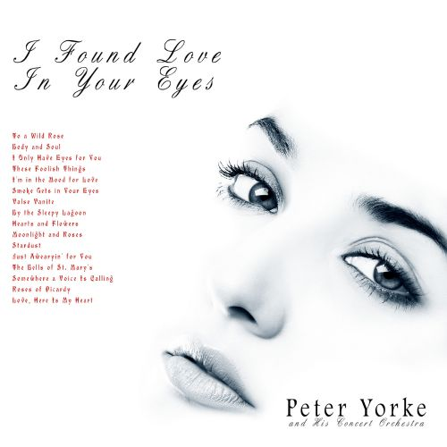 I Found Love in Your Eyes
