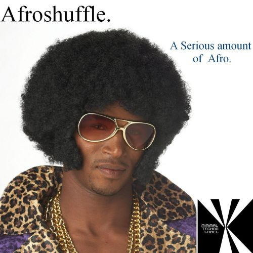 A  Serious Amount of Afro