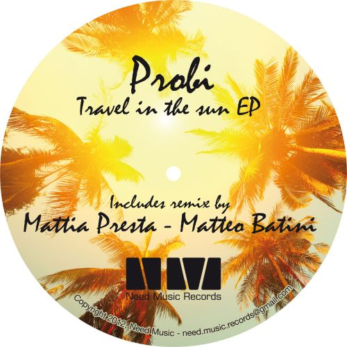 Travel in the Sun EP