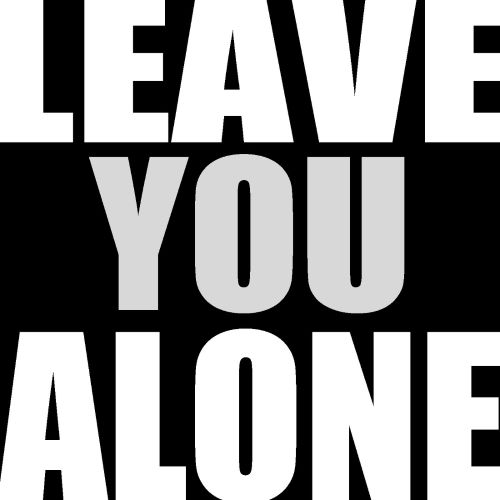Hip Hop's Finest: Leave You Alone