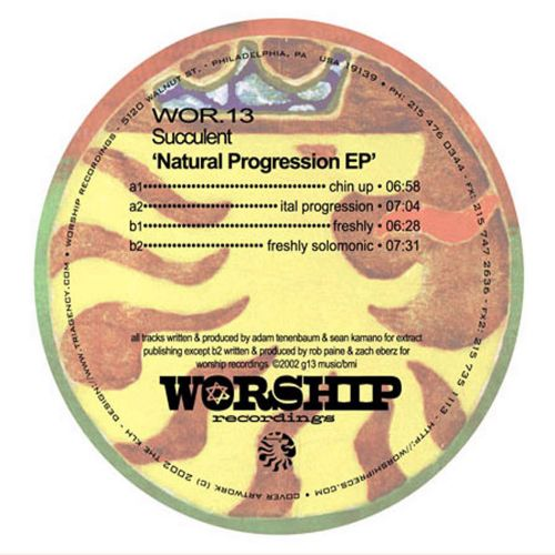 Natural Progression EP