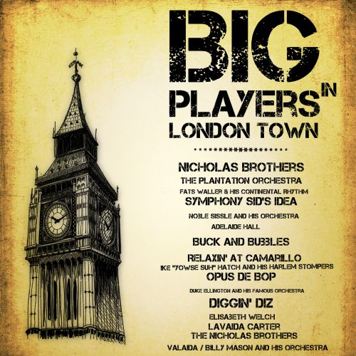 Big Players in London Town