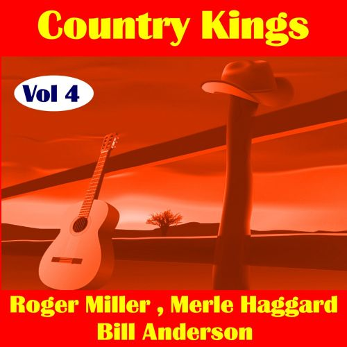 Country Kings, Vol. 4: Miller, Haggard, Anderson