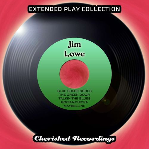 Jim Lowe: the Extended Play Collection, Vol. 72