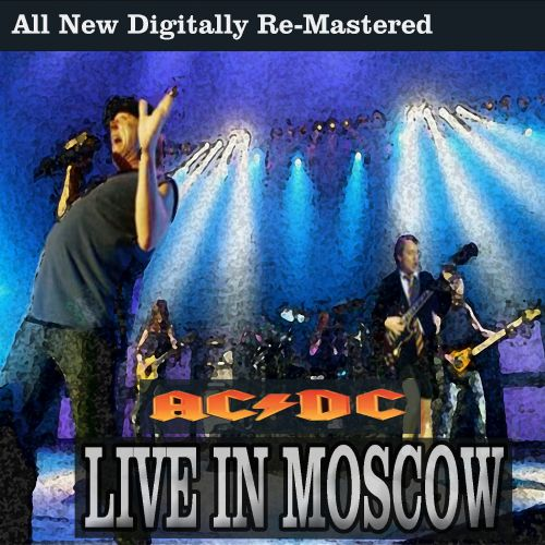AC/DC: Live in Moscow
