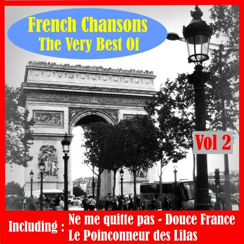 French Chansons the Very Best of, Vol. 2