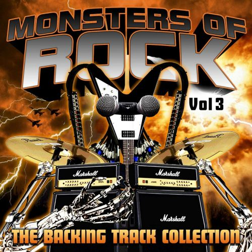 Monsters of Rock: The Backing Track Collection, Vol. 3