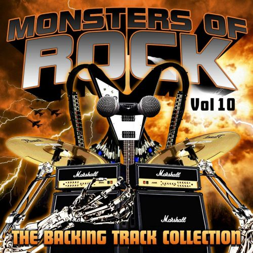 Monsters of Rock: The Backing Track Collection, Vol. 10