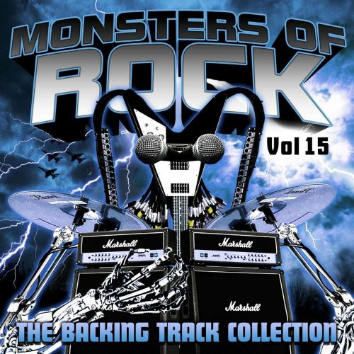 Monsters of Rock: The Backing Track Collection, Vol. 15