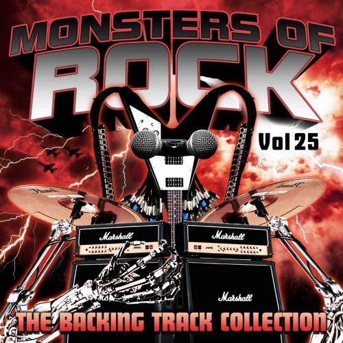 Monsters of Rock: The Backing Track Collection, Vol. 25