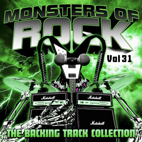 Monsters of Rock: The Backing Track Collection, Vol. 31