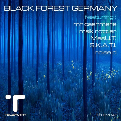 Black Forest Germany EP
