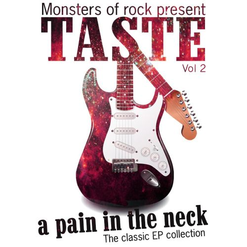Monsters of Rock Presents Taste: A Pain in the Neck, Vol. 2