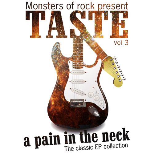 Monsters of Rock Presents Taste: A Pain in the Neck, Vol. 3