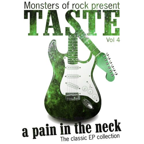 Monsters of Rock Presents Taste: A Pain in the Neck, Vol. 4