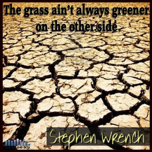 The Grass Ain't Always Greener on the Other Side