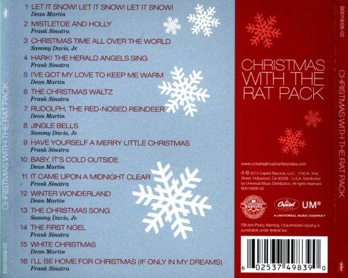 Christmas with the Rat Pack [Universal]
