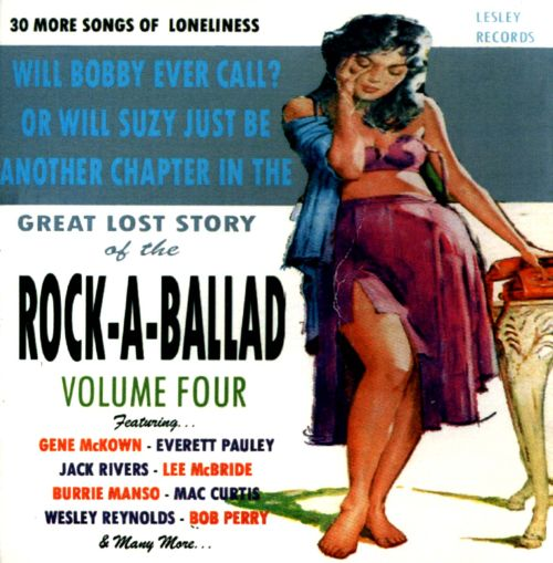 The Lost Story of the Rock-a-Ballad, Vol. 4