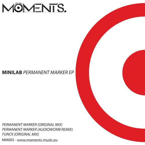 Permanent Marker EP