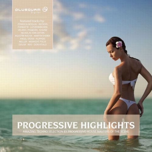 Progressive-House Highlights, Vol. 2