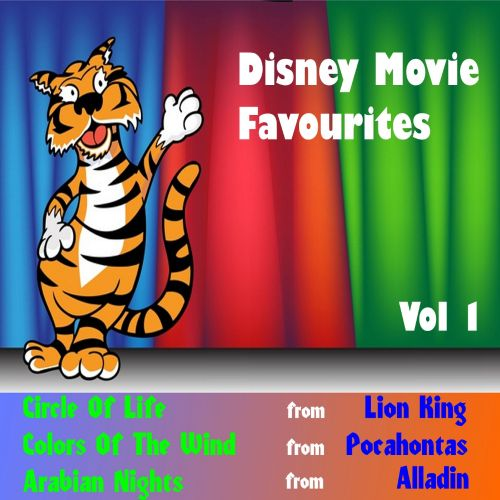 Disney Movie Favorites, Vol. 1