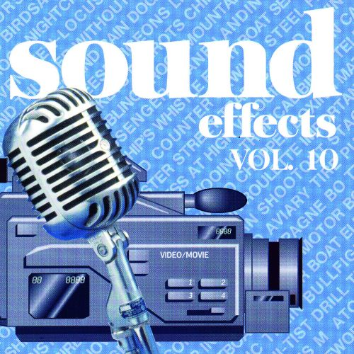Sound Effects, Vol. 10