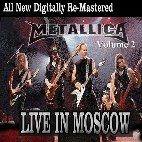 Live in Moscow, Vol. 2